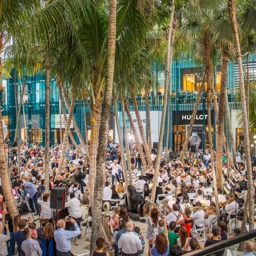 MISO March Concert in the Miami Design District