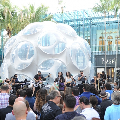 Palm Court Performance Series Featuring Emily Estefan