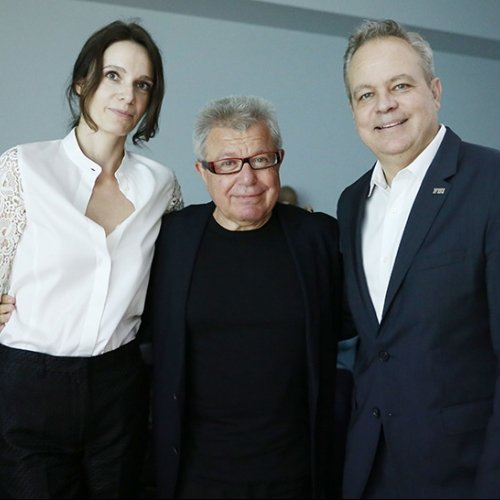 Creative Minds Talks : Miami Design District Hosts Architects Daniel Libeskind and John Stuart at the Moore Building