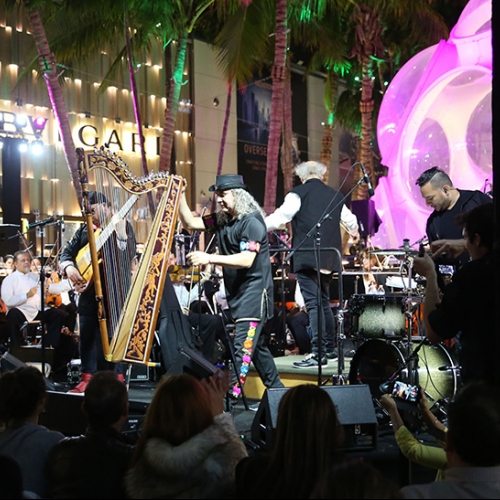 MISO January Pop-Up Concert in the Miami Design District