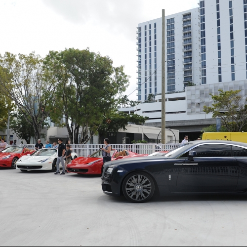 The Miami Design District Concours
