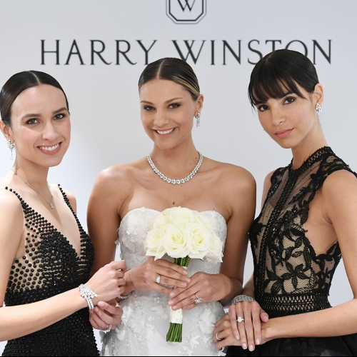 Harry Winston x Chernaya Bridal Fashion Show