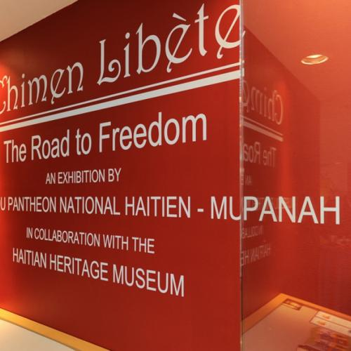 Opening Reception of Chimen Libete