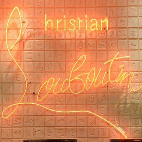 Christian Louboutin Event