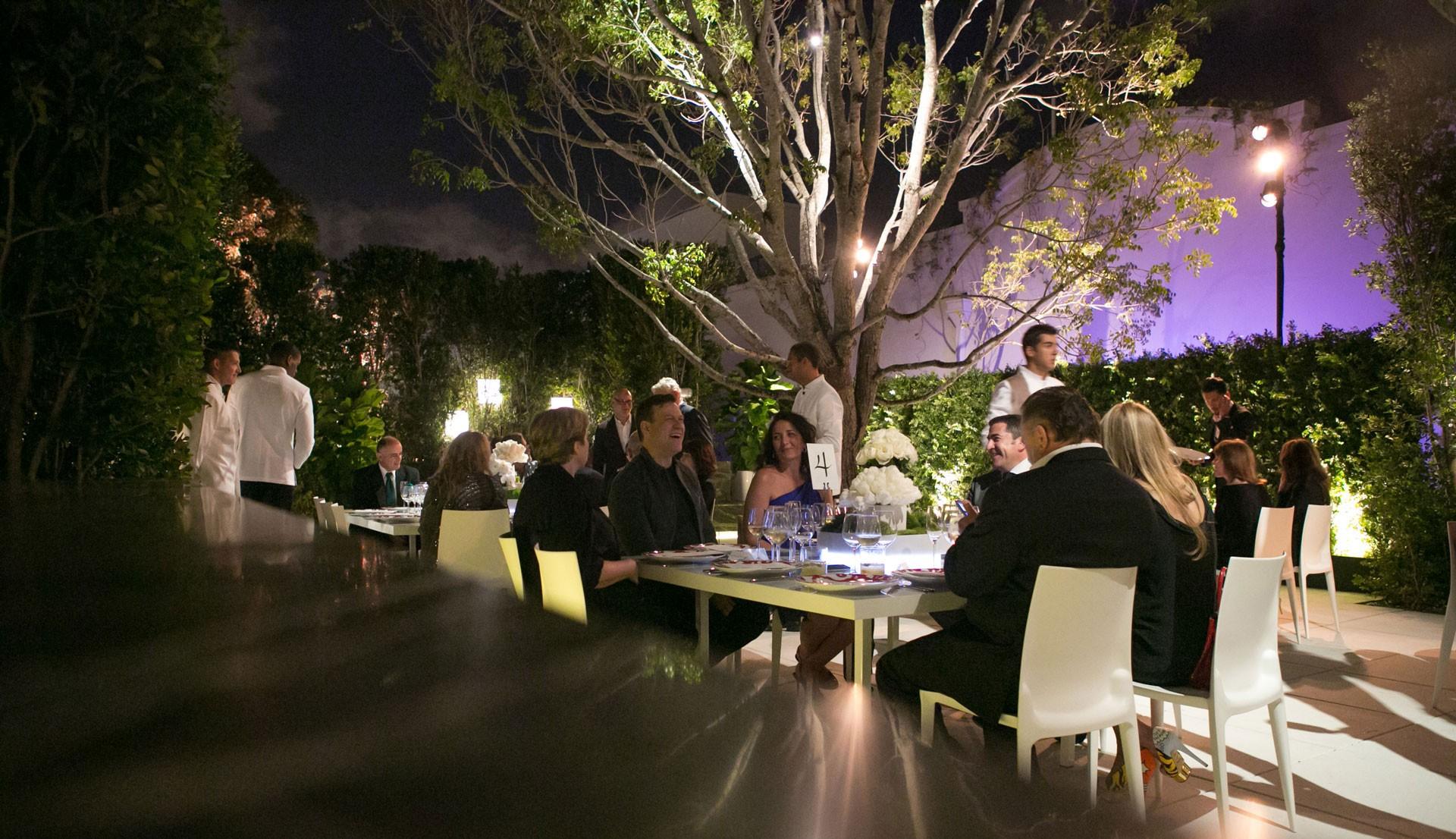 Garden Rooftop | Miami Design District