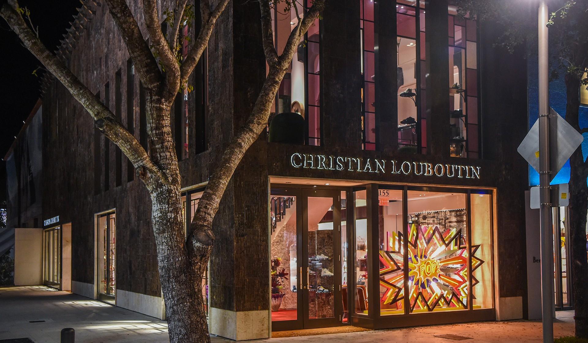 adresse boutique louboutin a paris