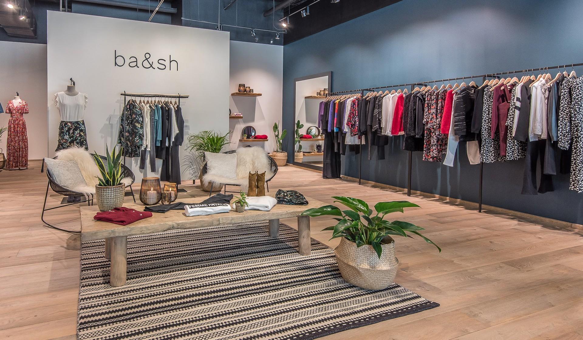 Ba Sh Store In Miami Florida Miami Design District
