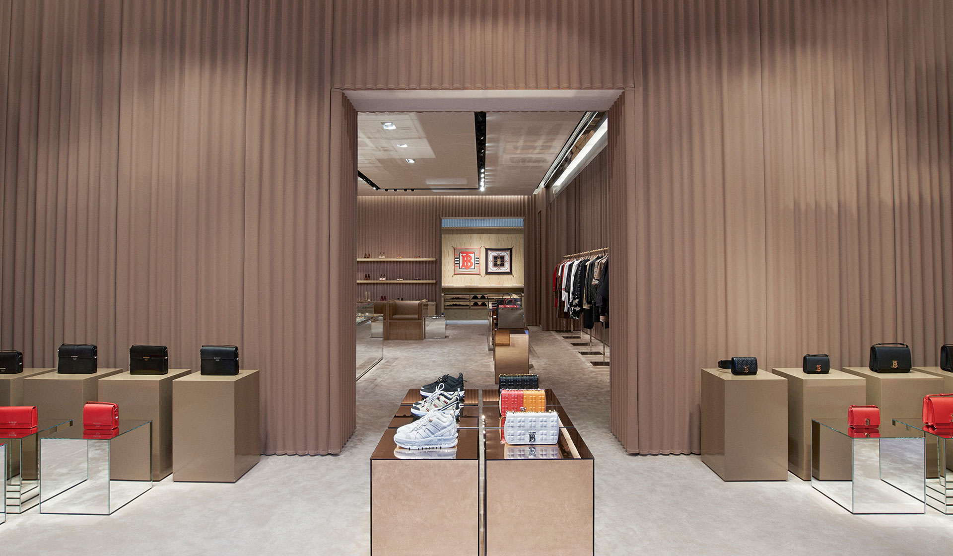 Miami Burberry Store