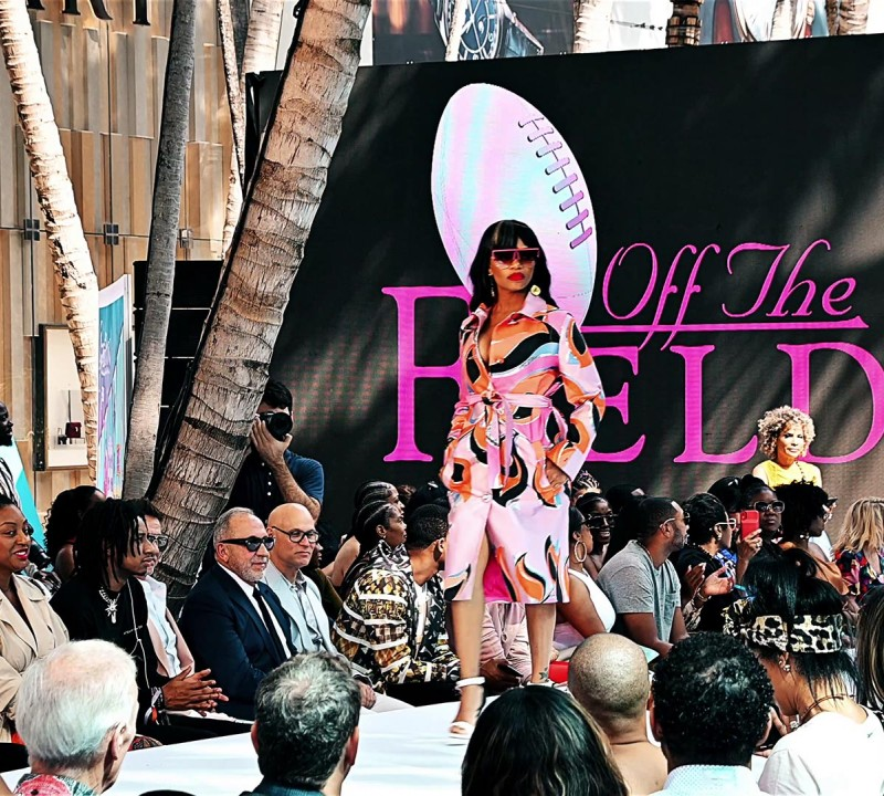 NFL Off the Field Fashion Show