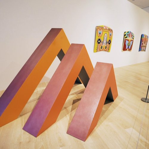ICA Miami Celebrates Judy Chicago and Larry Bell