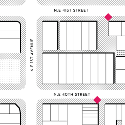 18feed65edd9 Map of the Miami Design District