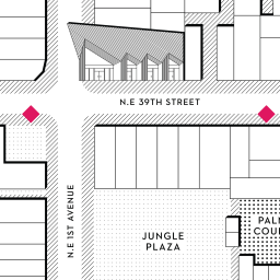 Florida Mall Store Map.Map Of The Miami Design District