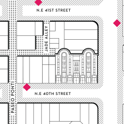 Miami Design District Map Map of the Miami Design District